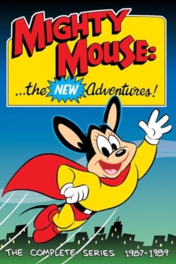 Poster of Mighty Mouse: The New Adventures