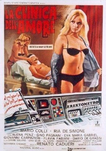 Poster of La clinica dell'amore