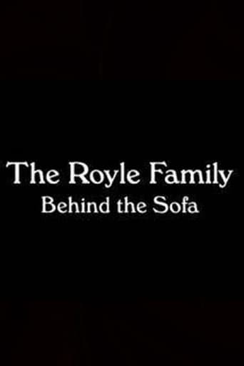 Poster of The Royle Family: Behind the Sofa