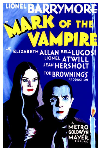 Poster of Mark of the Vampire