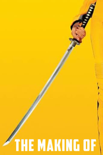Poster of The Making of 'Kill Bill: Vol. 1'