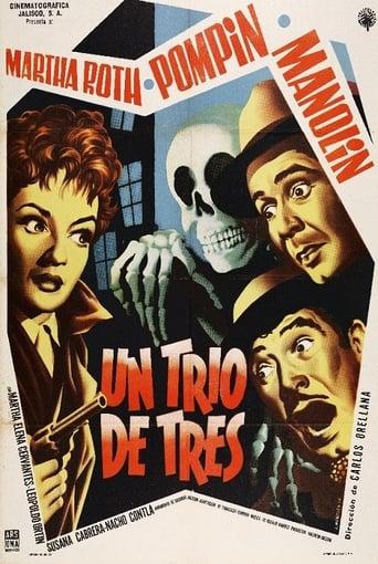 Poster of Un trío de tres