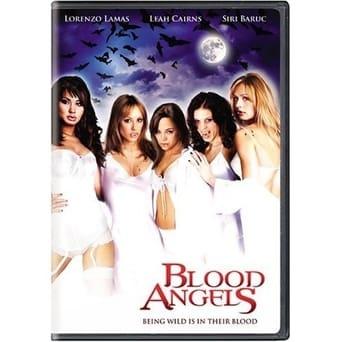 How old was Leah Cairns in Blood Angels