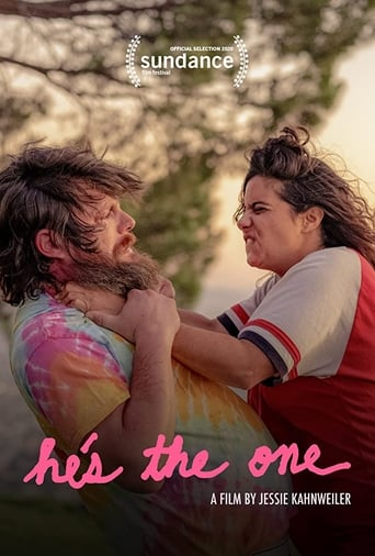Poster of He's the One