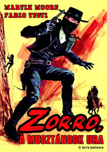 Poster of El Zorro justiciero
