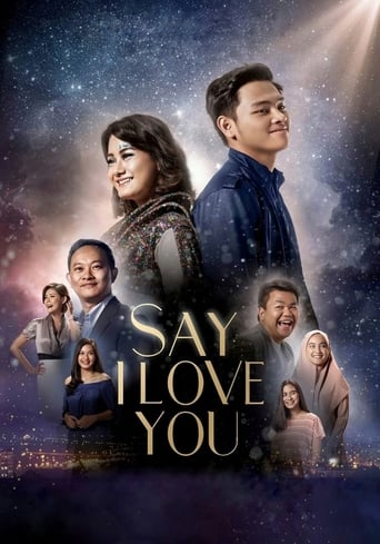 Poster of Say I Love You