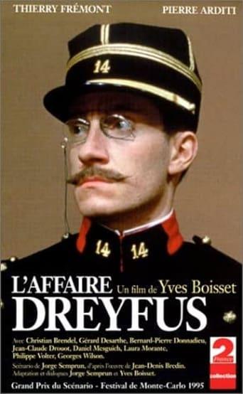 Poster of L'Affaire Dreyfus