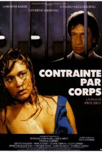 Poster of Contrainte par corps