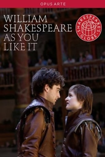 Poster of As You Like It: Shakespeare's Globe Theatre