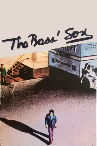 The Boss' Son poster
