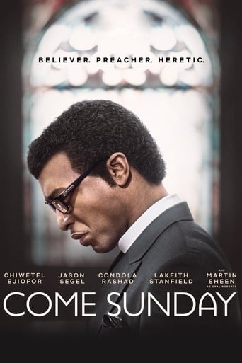 Come Sunday poster