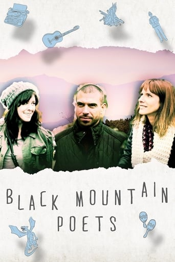 Poster of Black Mountain Poets