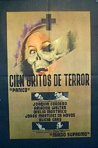 Poster of 100 Cries of Terror