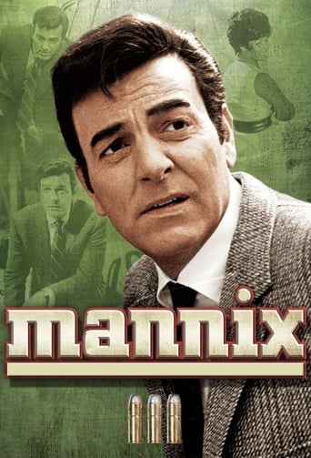 Poster of Mannix