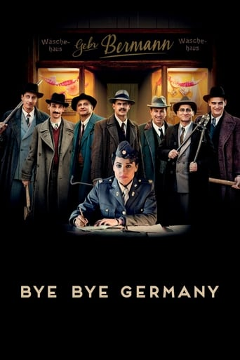 Poster of Bye Bye Germany