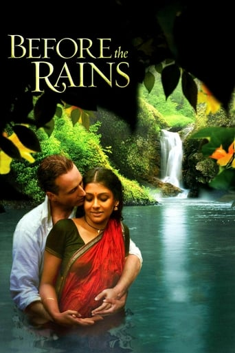 Poster of Before The Rains