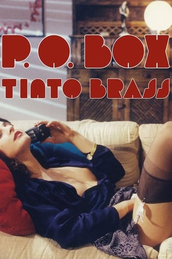 Poster of P.O. Box Tinto Brass