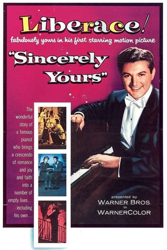 Poster of Sincerely Yours