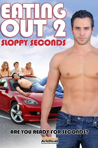 Poster of Eating Out 2: Sloppy Seconds