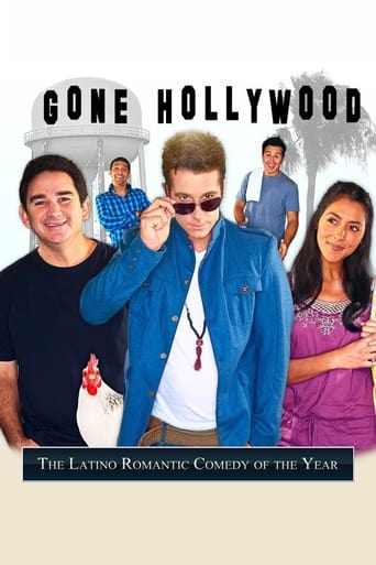 Poster of Gone Hollywood