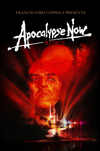 Poster of Apocalypse Now Redux