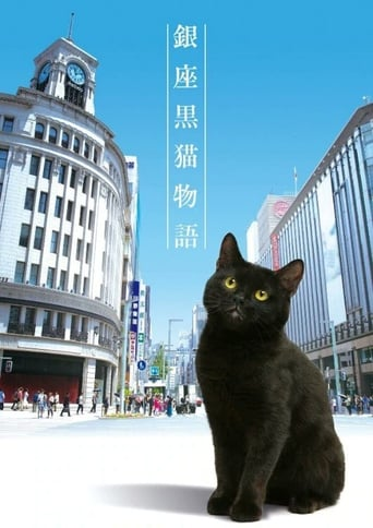 Poster of Ginza Black Cat Story