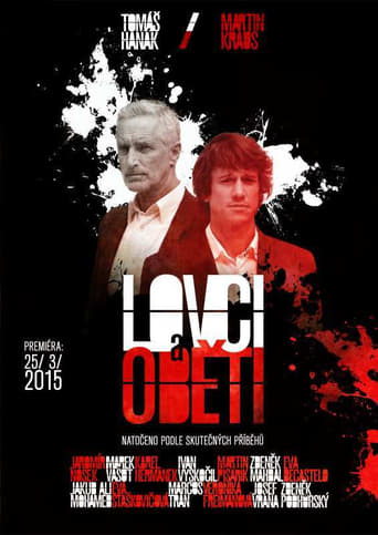 Poster of Lovci a oběti