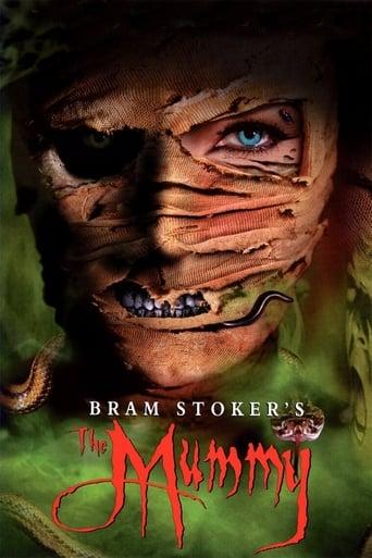 Poster of Bram Stoker's Legend of the Mummy