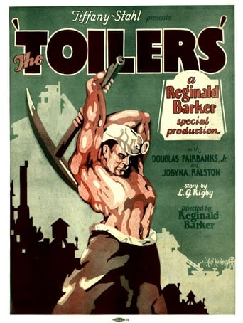 Poster of The Toilers