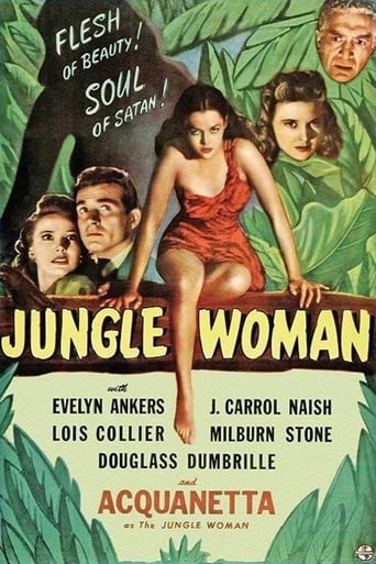 Poster of Jungle Woman