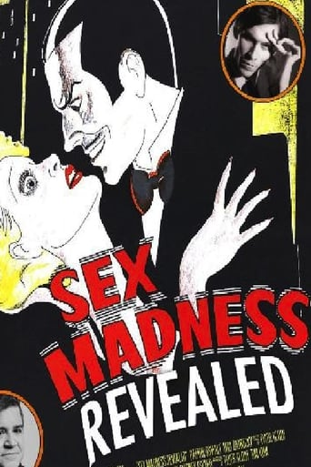 Poster of Sex Madness Revealed