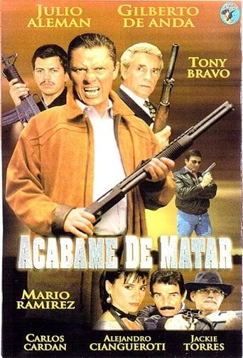 Poster of Acábame de matar