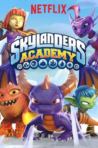 Poster of Skylanders Academy