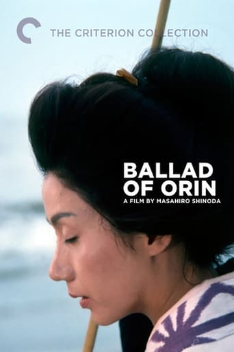 Poster of Ballad of Orin