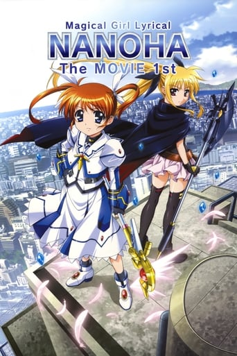 Poster of Magical Girl Lyrical Nanoha: The Movie 1st
