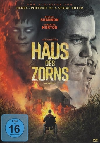 Poster of Haus des Zorns - The Harvest