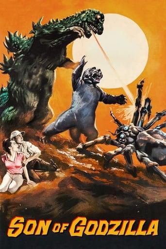 Poster of Son of Godzilla