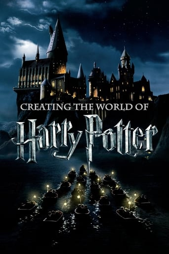 Poster of Creating The World of Harry Potter. Part 1: The Magic Begins
