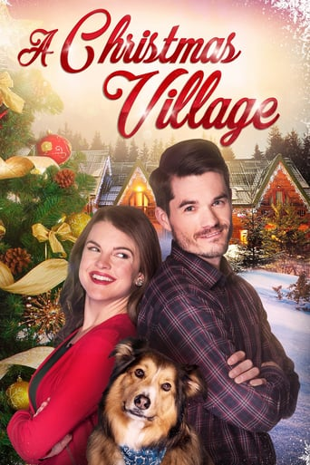 Poster of A Christmas Village