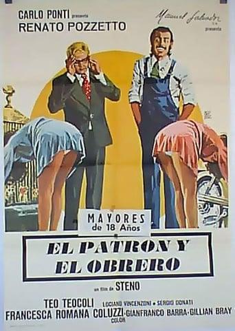 Poster of Il padrone e l'operaio