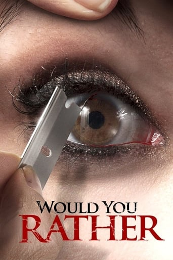 Poster of Would You Rather
