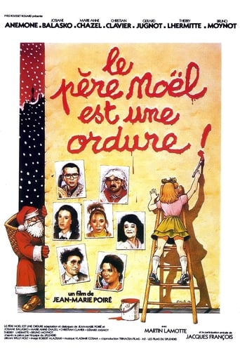 Poster of Santa Claus Is a Stinker