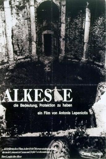 Poster of Alkeste - Die Bedeutung, Protektion zu haben