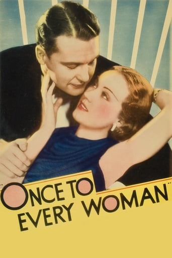 Poster of Once to Every Woman
