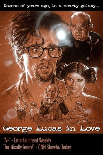 Poster of George Lucas in Love
