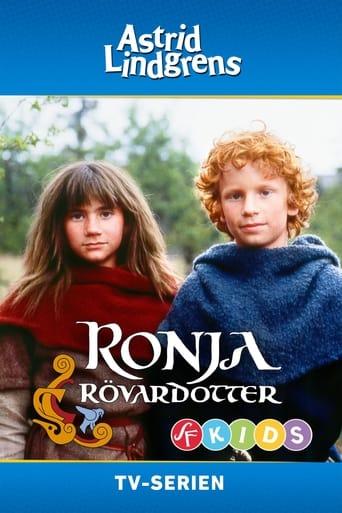 Poster of Ronja Rövardotter