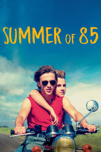 Poster of Summer of 85