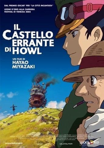 Cartoni animati Il castello errante di Howl