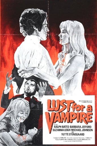 Poster of Lust for a Vampire