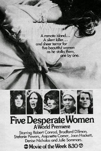 Poster of Five Desperate Women